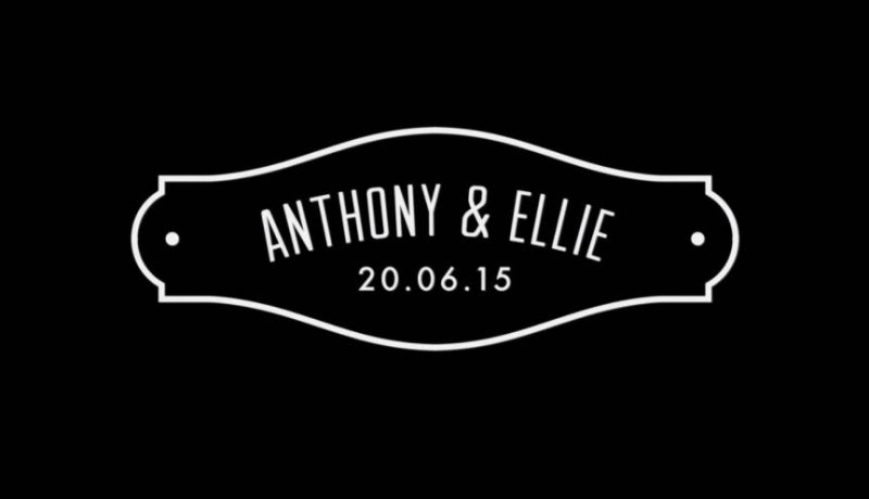 Ellie and Anthony