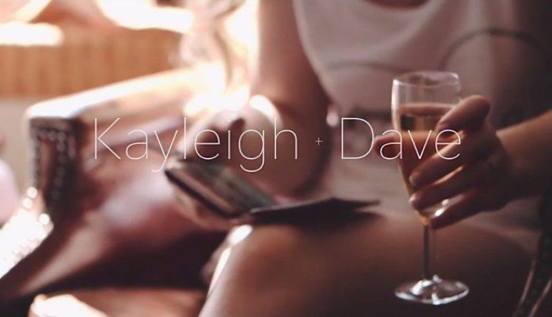 Kayleigh and Dave