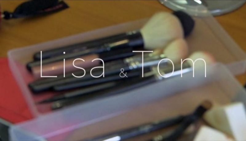Lisa and Tom
