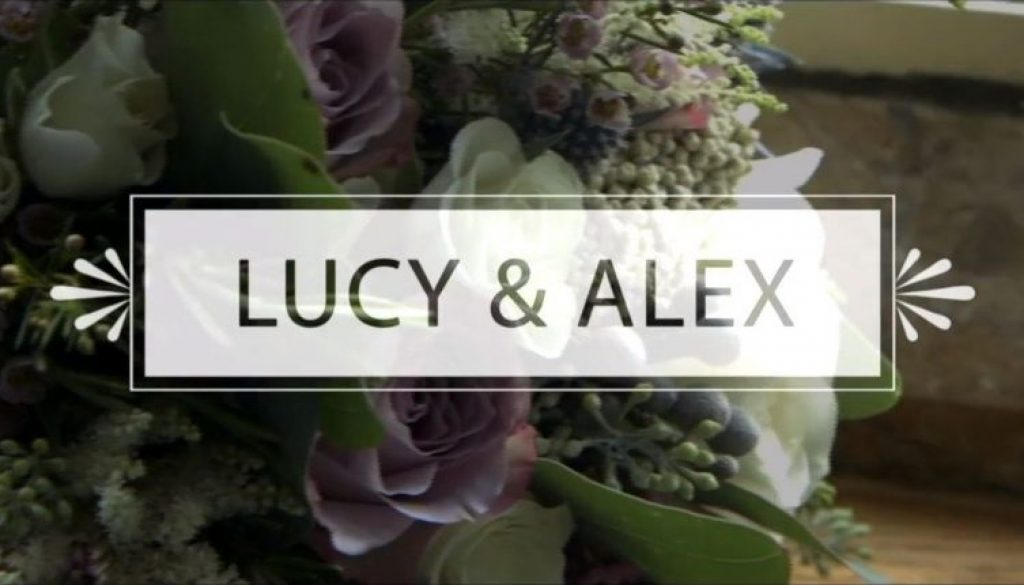 Lucy and Alex