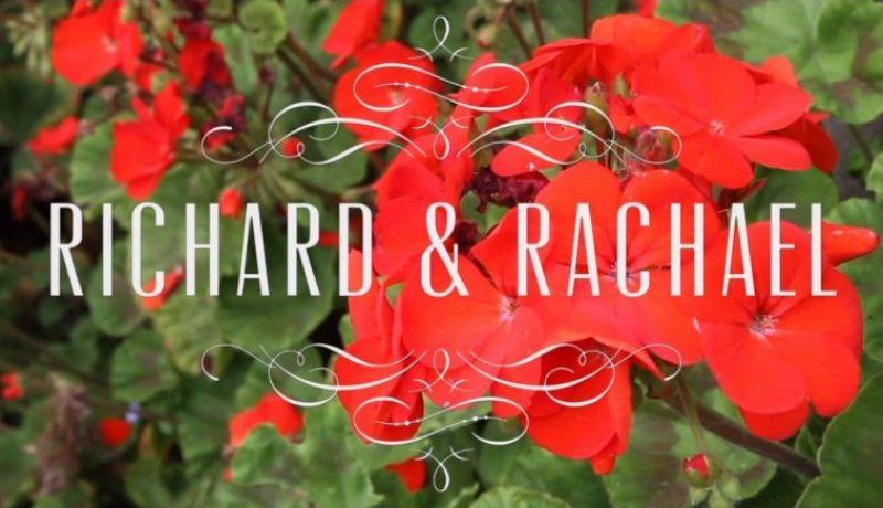 Rachael and Richard