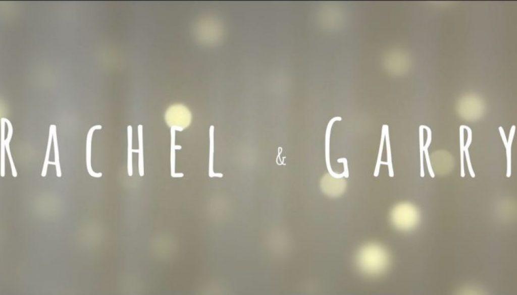 Rachel and Garry